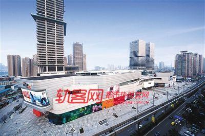 重庆万象城外景