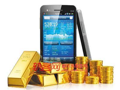先前从手机电路板提炼黄金的方法效率低下
